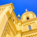 Alexander Nevsky Cathedral Nizhny Novgorod region Russia — Stock Photo #52416329