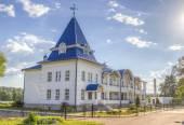 Bogoroditsky monastery male Raifa Kazan Russia — Stock Photo