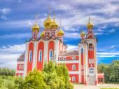 Czeboksary rosja — Zdjęcie stockowe