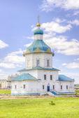 Russia Cheboksary Church Dormition  most Holy Theotokos — Stock Photo