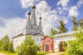 Russia Alexeevsky monastery Uglich — Stock fotografie