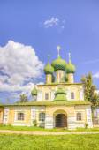Russia Alexeevsky monastery Uglich — Foto de Stock