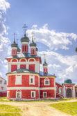 Russia Epiphany nunnery Fedorovskaya Church Uglich — Foto Stock