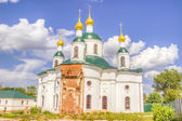 Russia Epiphany nunnery Fedorovskaya Church Uglich — Stock Photo