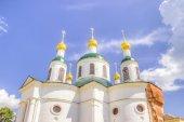 Russia Epiphany nunnery Fedorovskaya Church Uglich — Stock fotografie