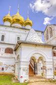 Russia Resurrection monastery Uglich — Stockfoto