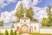 Russia Resurrection monastery Uglich — Foto de Stock