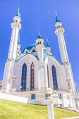 Kazan Russia mosque Kul Sharif — Zdjęcie stockowe