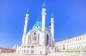 Kazan Russia mosque Kul Sharif — Foto de Stock