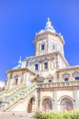 Peter Paul Cathedral  Kazan Russia — Stock Photo