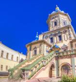 Peter Paul Cathedral  Kazan Russia — Stockfoto
