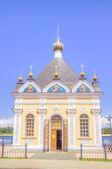 Russia Chapel  St. Nicholas Wonderworker  Rybinsk — Stockfoto
