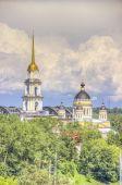Spaso-Preobrazhensky Cathedral Rybinsk — Stockfoto