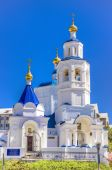 Church St. Paraskeva Friday Kazan Russia — Stock Photo