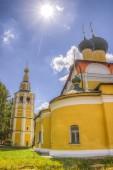 Russia Spaso-Preobrazhensky Cathedral Uglich — Foto Stock