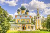 Russia Spaso-Preobrazhensky Cathedral Uglich — Stock fotografie