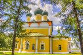 Russia Spaso-Preobrazhensky Cathedral Uglich — Stockfoto