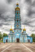 Ufa Church Nativity Blessed Virgin Russia  Siberia — Stock Photo
