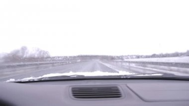 Wipers not working — Stockvideo
