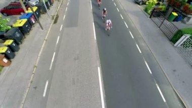 UCI World Cycling Tour — Stock Video