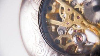 Vintage Pocket Watch — Stock Video