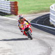 Постер, плакат: Marc Marquez of Repsol Honda team racing