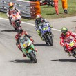 Pits exit Misano Adriatico MotoGP race — Stock Photo #54345471