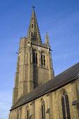Kilise Saint Leger, Socx, Kuzey Fransa — Stok fotoğraf