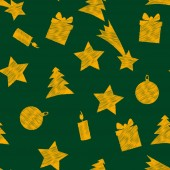 Merry background pattern — Stock Vector