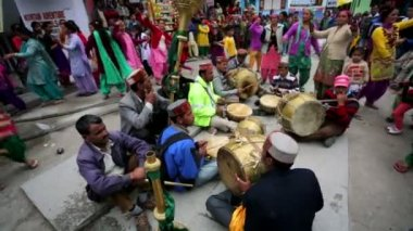 Indian wedding ceremony — Stock Video