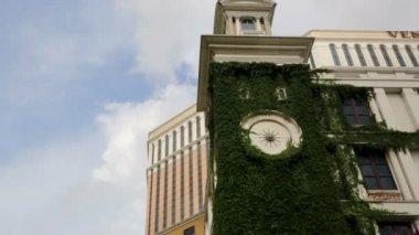 Venetian Resort view — Stock Video