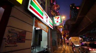 7-Eleven store — Stock Video