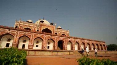 Humayun's Tomb — Stock Video