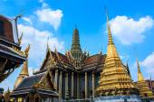 Great palace of Thailand — Stock Photo