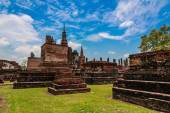 Ancient city in Thailand — Стоковое фото