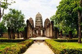 Ancient city in Thailan — Stock Photo
