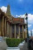 Wat Pra Keaw  ,Bangko — Stock Photo