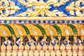 Thai Painting Texture — Stock fotografie