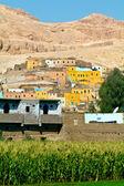 Egypten, Nildalen, Luxor område, Thebe — Stockfoto