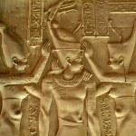 Egypt Temple of Kom Ombo — Stock Photo #61271979
