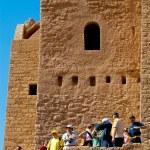 Egypt - Monastery of St. Simeon — Stock Photo #61289855