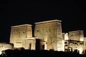 Egypt Temple of Philae — Stock Photo