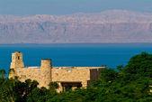 Dead Sea-Jordan — Stock Photo