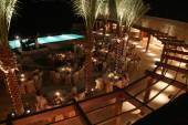 Luxury Hotel-Dead Sea-Jordan — Stock Photo
