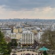 A view of Paris in France — Stock Photo #68681395