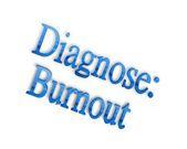 Burnout — Stock fotografie