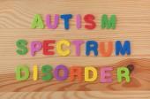 Autism Spectrum Disorder — ストック写真