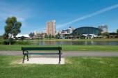 Adelaide Skyline — Stock Photo