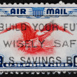 United States Postage Stamp — Stock Photo #60814897