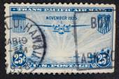 United States Postage Stamp — Stock Photo